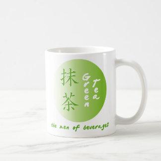Green Tea Zen Mug