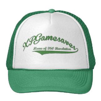 Green Text XPGamesaves Hat