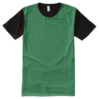 Green Texture American Apparel Shirt Buy Online