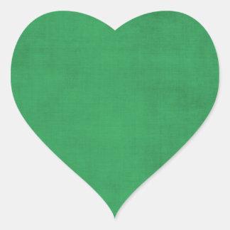 GREEN TEXTURE BLUE HEART PATTERN WALLPAPER DIGITAL STICKERS