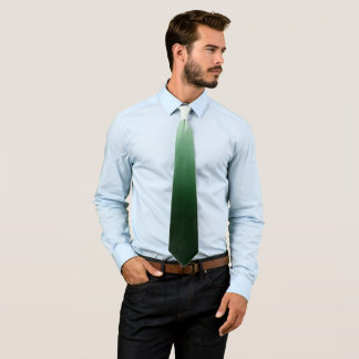 Green texture tie