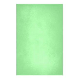 Green textured stationery PAPERs