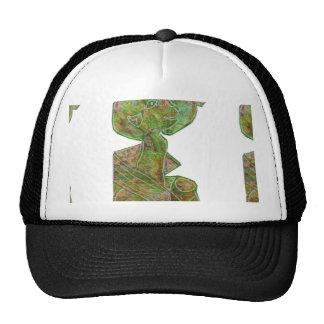 Green Theme Highfive Punch Hi5 HIFI Gifts Cap