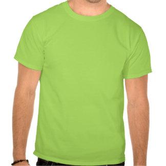 Green Tiger Face Shirts