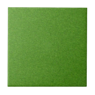 Green Small Square Tile