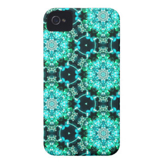 Green Tilly Lace iPhone 4 Case