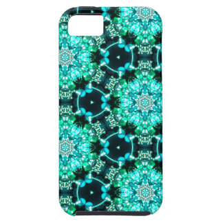 Green Tilly Lace iPhone 5 Case