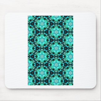 Green Tilly Lace Mouse Pad