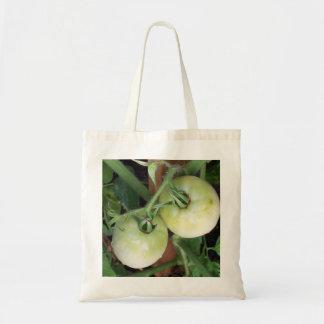 Green Tomatoes Budget Tote Bag