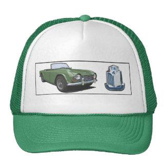 Green TR4 Trucker Hat