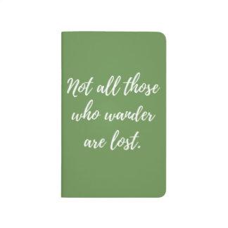 Green Travel Journal