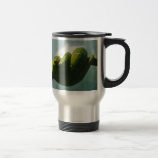 Green Tree Boa Travel Mug