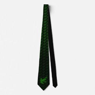 Green Tree Frog Neck Tie