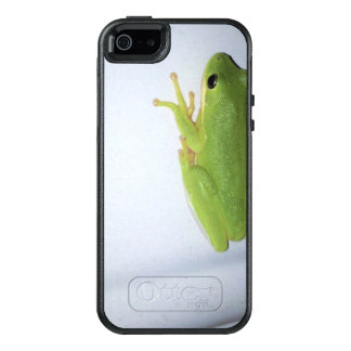 Green Tree Frog OtterBox iPhone 5/5s/SE Case