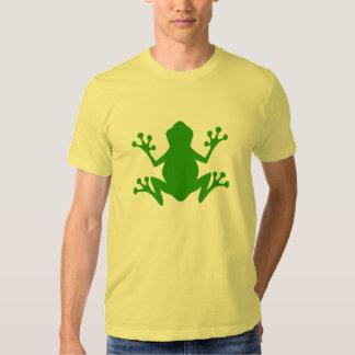 Green Tree Frog Shirt