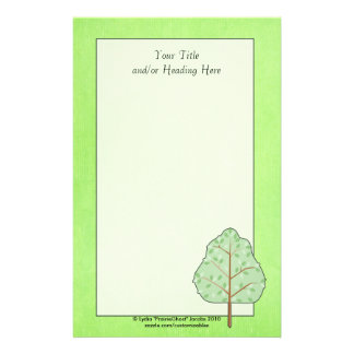 Green Tree Stationery