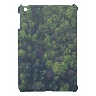 Green Trees iPad Mini Covers