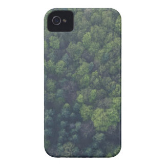 Green Trees iPhone 4 Case-Mate Cases