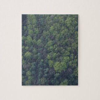 Green Trees Jigsaw Puzzle