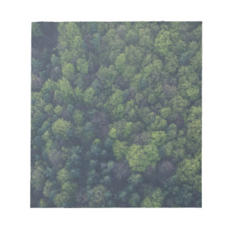 Green Trees Notepad