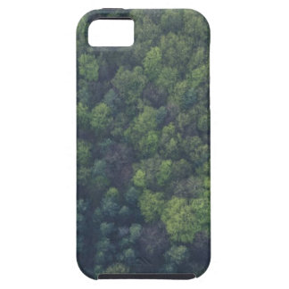 Green Trees Tough iPhone 5 Case