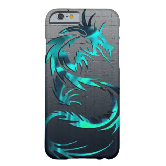 green tribal dragon phone case barely there iPhone 6 case