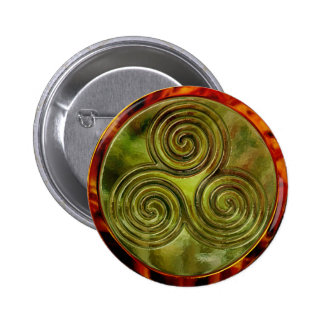 green triskele maze buttons
