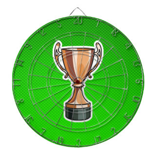 Green Trophy Dartboards
