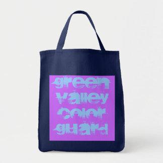Green Valley Color Guard Canvas Bag