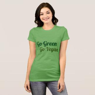 Green Vegan Shirt