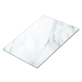 Green Vein Marble Look Personal Notepad