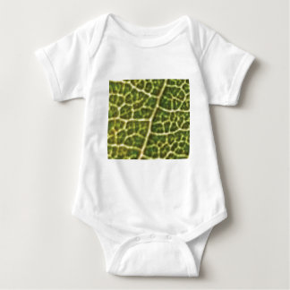 green veins or scales baby bodysuit