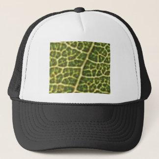 green veins or scales trucker hat