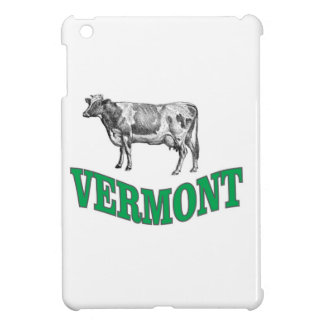 green vermont iPad mini cases