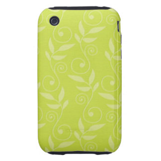 Green Vine iPhone Case iPhone 3 Tough Case