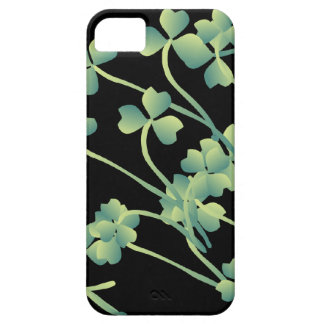 Green Vines Case For The iPhone 5