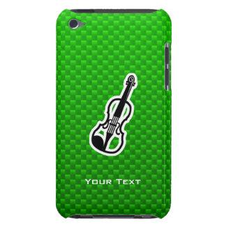 Green Violin iPod Case-Mate Cases