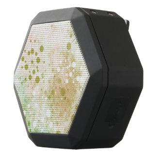 Green Watercolor Retro 60's Design Black Boombot Rex Bluetooth Speaker