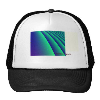 Green Waves Hat