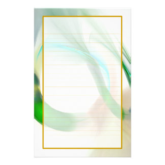 Green Wedding Rings p2 Fine Lined Stationery