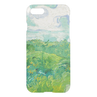 Green Wheat Fields Auvers(F807) Van Gogh Fine Art iPhone 7 Case