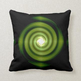 Green Whirlpool American MoJo Pillow Cushion