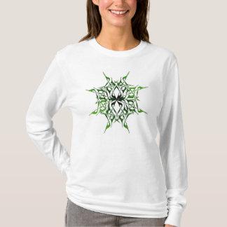 Green Widow's Web T-Shirt