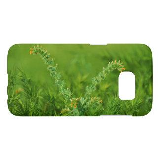 Green Wild Floral