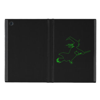 Green Witch Cover For iPad Mini