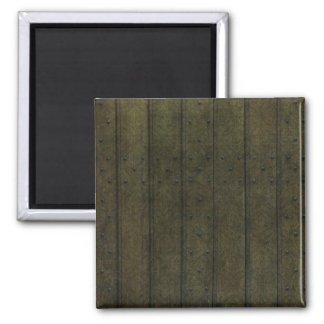 Green wood magnet