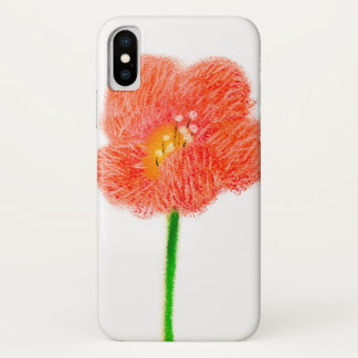 green world flowers nature IPHONE iPhone X Case