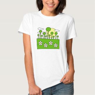 Green World Tshirts