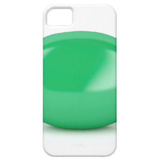 Green wrapped hard candy iPhone 5 cover