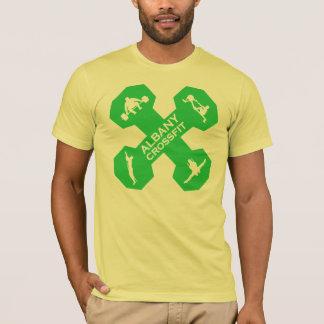 Green X T-Shirt